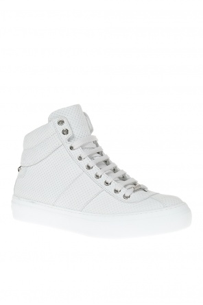 'belgravia' high-top sneakers od Jimmy Choo